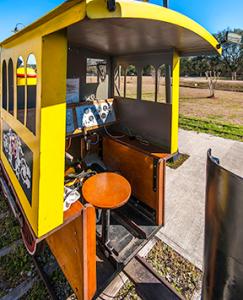 Train Cab